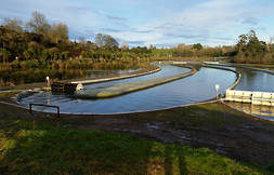 Enhanced Pond System Cambridge Waste Water Treatment Plant - Civil Works  $720,000 (complete)