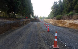 River Road Pavement Rehabiltation $1.3m (complete)